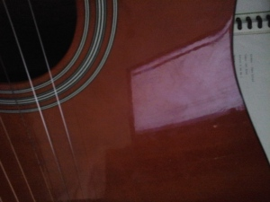 Guitar piece
